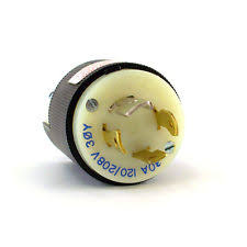hubbell v receptacles outlets plugs hubbell insulgrip twist lock plug 4 pole 4 wire 30a 120 208vac 2751