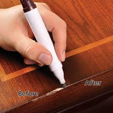 furniture touch up markers. rejuvenate wood furniture and floor repair markers-rj6wm - the home depot touch up markers u
