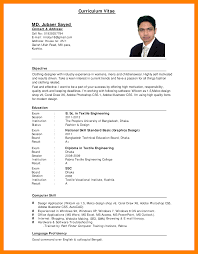 How To Write A Resume For Job 24 How To Make A Cv From For Job Points Of Origins 19