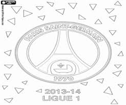 Football Champions Of National Leagues In Europe Coloring Pages