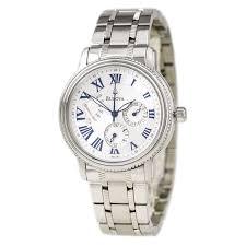 bulova men s bracelet stainless steel watch 96c38 discountwatchstore bulova men s bracelet stainless steel watch 96c38