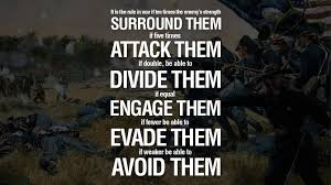 40 Quotes From Sun Tzu Art Of War For Politics Business And Sports New Quotes On War