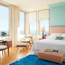 Colorful and Modern Beach House- Coastal Living