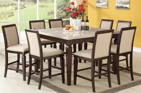 tall dining room table and chairs newhouse cherry pub table collection by coaster this simple and