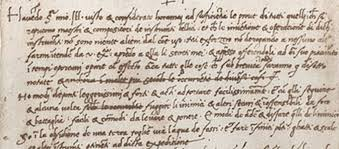 leonardo da vinci s handwritten resume open culture