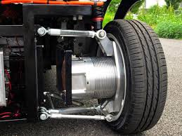 electric car motor. Interesting Car Wireless Inwheel Motor System Developed For Electric Vehicles Inside Electric Car Motor