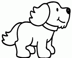 dogs drawings. Brilliant Drawings Dogs Drawings  Clipart Library And F