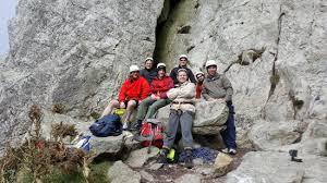 active cymru adventure blackburn round table go cragg climbing