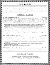 Sample Resume For Retail Manager Gallery of Resumes For Retail Stores 95