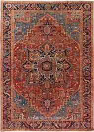 antique heriz rugs