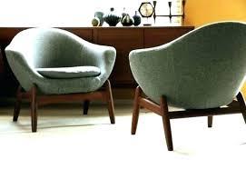 mid century modern armchair. Mid Century Modern Chair With Ottoman Armchairs Armchair Lounge .