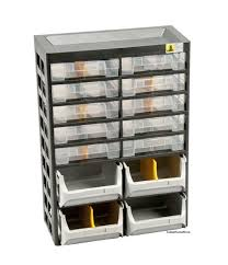 Cabinets For Workshop Storage Cabinet Unit Organizer Box With Drawers And Bins Workshop