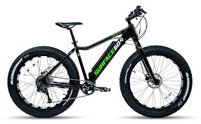 boar electric fat bike surface 604