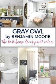 decor paint colors gray owl