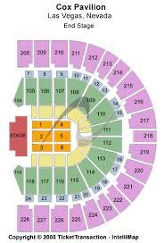 Cheap Cox Pavilion Tickets