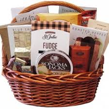 the clic gourmet gift basket