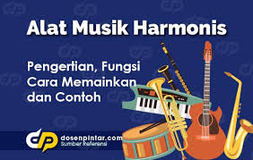 Gambar alat musik recorder paling bagus download now alat musik recor. Alat Musik Harmonis Pengertian Fungsi Jenis Contoh Dan Gambar Dosenpintar Com