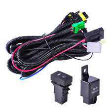mustang fog light wiring harness ebay Universal Fog Light Wiring Harness h11 fog light wiring harness sockets wire led indicators switch for toyota (fits mustang