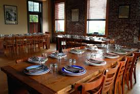 Kitchen Tables Portland Oregon Top Portland Restaurants With Great Private Dining Rooms