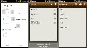 12 Best Grocery List App For Android | Free Apps For Android, Ios ...