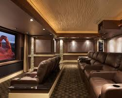 home theater ceiling lighting. Home Theater Ceiling With LED Lights And Patterns : Some Ideas Of Lighting R