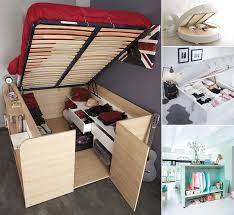 storage furniture for small spaces. 13 Clever Ideas To Use Bedroom Furniture For Storage Httpwww With Small Spaces
