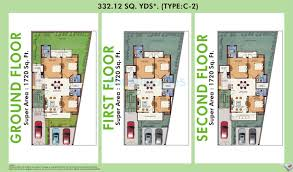 white house floor1 green roomjpg. 3 BHK 1720 Sq. Ft. Ind Floor Plan White House Floor1 Green Roomjpg U