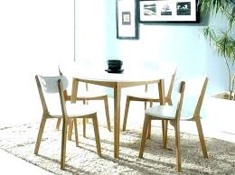 white round dining table ikea glass large room gloss extending