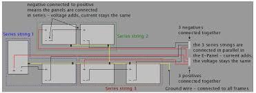 off grid solar power system on an rv recreational vehicle or solar array wiring diagram