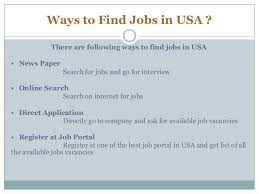 Best Job Portal In Usa Jobs For International Students In Usa