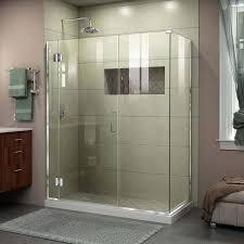 glass shower door for curved tub enchanting sliding doors bathtub bathrooms marvelous