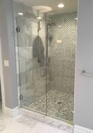 custom mirrors frameless glass shower doors washingto dc