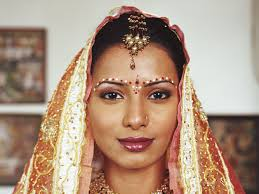Bridal Kumkum Bindi Designs Bindi The Great Indian Forehead Art