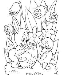 Free Easter Bunny Colouring Sheets Coloring Top Free Printable Bunny