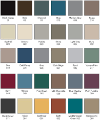 Vct Tile Color Chart De Soto Resilient Vinyl Flooring Accessories