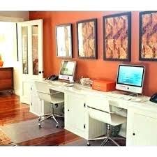 home office double desk. Double Desks Home Office Desk For .