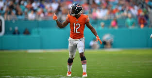 Chicago Bears Wr Depth Chart Chicago Bears 2019 Training Camp Preview Wide Receivers