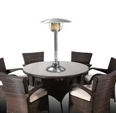 4000w table top patio heater portable
