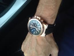 michael kors mk8184 47mm rose gold men s watch review the watch blog 14