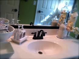 bathroom sink decor. Inspired Project Organized Guest Bath Sink Decor 5 Of 30 Bathroom M
