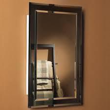 Recessed Bathroom Medicine Cabinets Recessed Mirrored Medicine Cabinets For Bathrooms