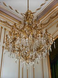 Kronleuchter 54 Kerzen Stiftung Preußische Schlösser Und