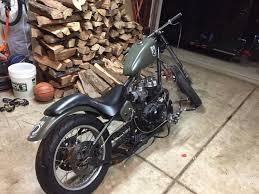 bobber project bike harley davidson forums