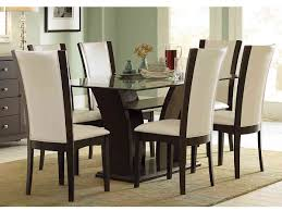 Beautiful Ultramodern Dining Room Furniture Sets Interior - Glass dining room furniture sets