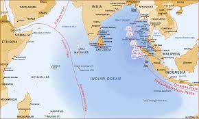 effect of the n ocean earthquake on