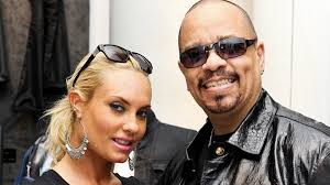 coco austin without makeup with her husband