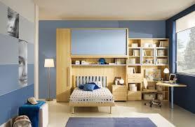 teen boy bedroom furniture. Teen Boy Bedroom Furniture Wooden Storage Brown Comfortable Mattress Grey Carpet Modern Artistic Window Blue Wall