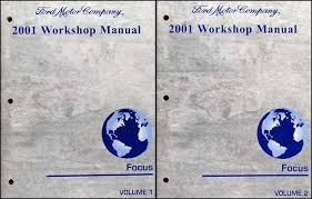 2001 ford focus wiring diagram manual original related items