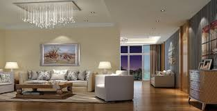 contemporary living room lighting. Contemporary-living-room-light-fixture-design-ideas-crystal-bead-luxury- Living-room-chandelier-brown-gloss-laminate-flooring-white-fabric-covering-sectional Contemporary Living Room Lighting E