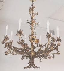italian tole chandelier at 1stdibs within tole chandelier view 16 of 35
